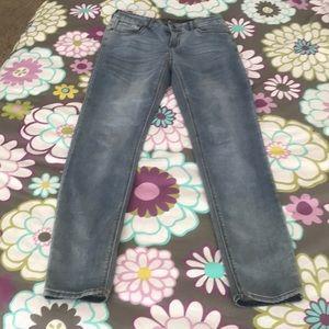 Buffalo Jeans Midrise Slim Boyfriend